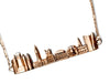 City Necklace Philadelphia in 14K/18K Gold