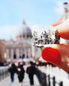 Cityscape Ring Rome in 14K/18K Gold