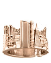 Cityscape Ring San Francisco in 14K/18K Gold