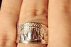 Cityscape Ring Sydney in Sterling Silver