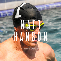 HOW IRONMAN CHAMPION MATT HANSON STAYS ENGAGED IN HIS SOLO SWIM SETS