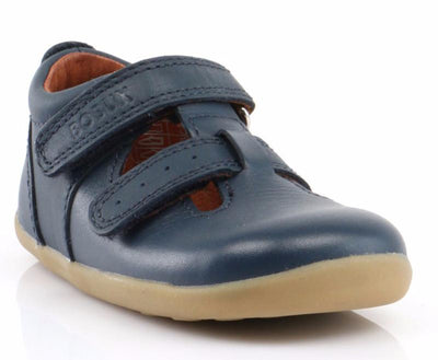 Bobux Baby Bobux Step Up Jack & Jill Sandal Navy