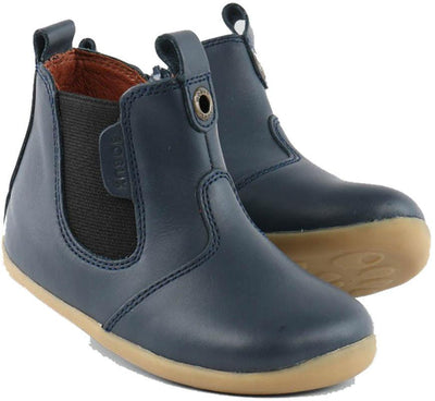 Bobux Baby Bobux Step Up Jodphur Navy Boot
