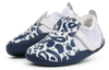 Bobux First Walker Shoes Online | Xplorer Abstract Shoe Navy & White | Summer Lane