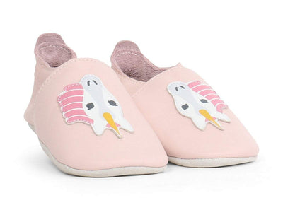 Bobux Bobux Blossom Unicorn Soft Sole Shoes