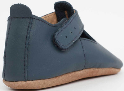 Bobux Bobux Navy Jack & Jill Soft Sole Shoe