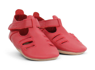 b6799a0d80fd Bobux Bobux Red Chase Soft Sole Shoes