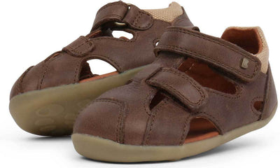 Bobux Bobux Step Up Chase Sandals Brown