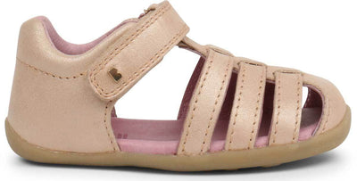 Bobux Bobux Step Up Jump Sandals Champagne Shimmer