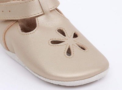 Bobux Bobux Gold Daisy Soft Sole Shoes S