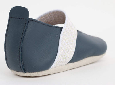 Bobux Bobux Navy Demi Soft Sole Shoes S
