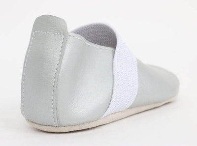 Bobux Bobux Silver Demi Soft Sole Shoes S