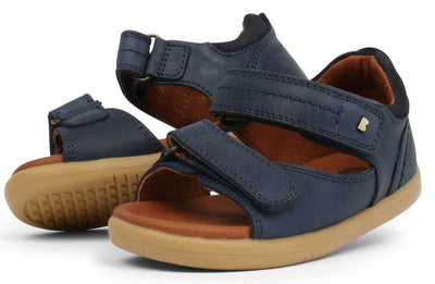 Bobux Bobux iWalk Driftwood Open Sandals Navy