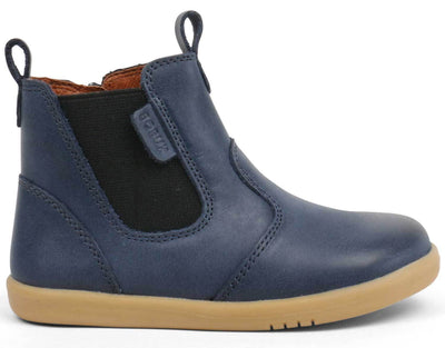 Bobux Online Stockist | iWalk Jodphur Boot Navy | Summer Lane