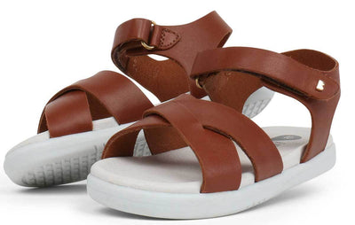 Bobux Bobux iWalk Roman Sandals Chestnut