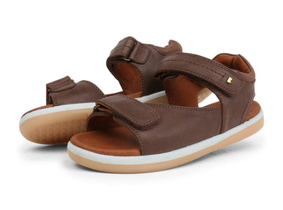 Bobux Bobux Kid+ Driftwood Open Sandals Brown