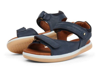Bobux Bobux Kid+ Driftwood Open Sandals Navy