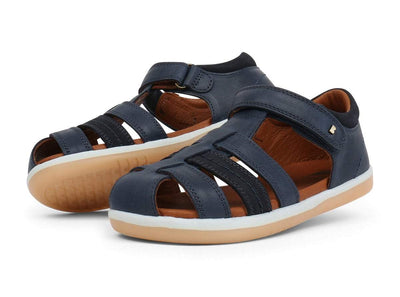 Bobux Bobux Kid+ Roam Sandals Navy