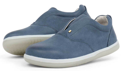 Buy Bobux Kids+ Shoes Online | Kids+ Duke Shoe Denim | Summer Lane