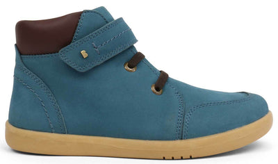 Buy Bobux Kids+ Shoes Online | Timber Boot Airforce | Summer Lane
