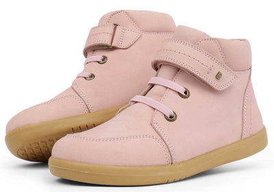Buy Bobux Kids+ Shoes Online | Timber Boot Blush | Summer Lane