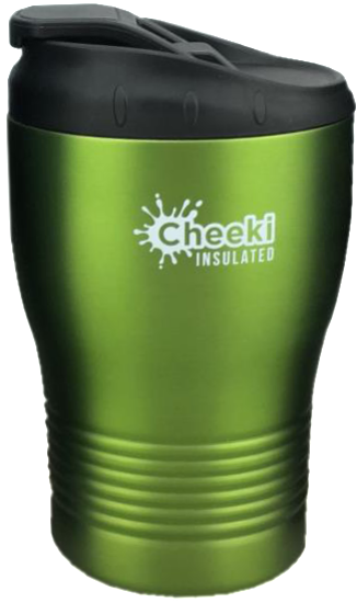 Cheeki Women Cheeki Coffee Cup 240mL Cheeki Lime