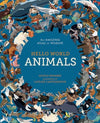 Hardie Grant Hello World Animals by Nicola Edwards