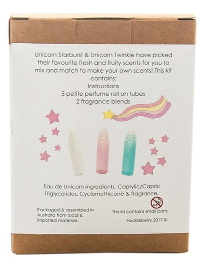 Huckleberry Huckleberry Eau De Unicorn Kit