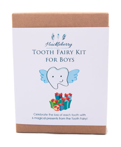 Huckleberry Huckleberry Tooth Fairy Kit Boys