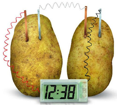 Kidz Lab 4M Kids Kidz Lab Potato Clock
