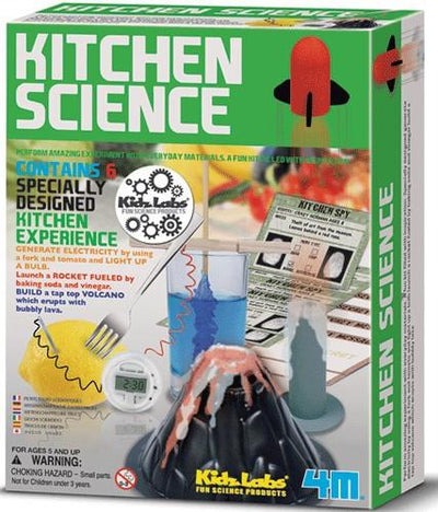 Kidz Lab 4M Kids Kidz Labs Kitchen Science