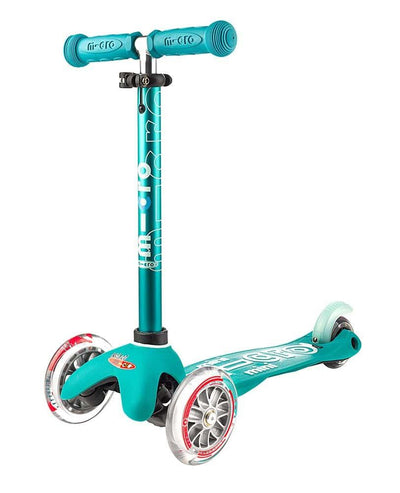 micro® Scooters Australia Kids Mini Micro Deluxe Scooter in Aqua