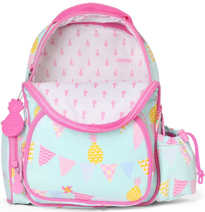 Penny Scallan Designs Kids Penny Scallan Backpack Medium Pineapple Bunting