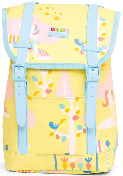 Penny Scallan Designs Penny Scallan Buckle Up Backpack Park Life