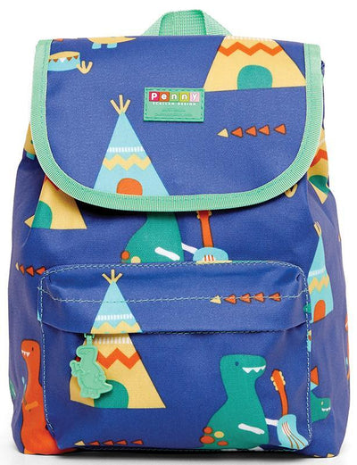 Penny Scallan Designs Penny Scallan Top Loader Backpack Dino Rock