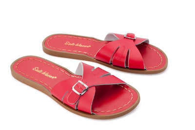 Saltwater Saltwater Sandals Women's Classic Slides Red