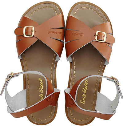 Saltwater Women's Sandals Classic Tan