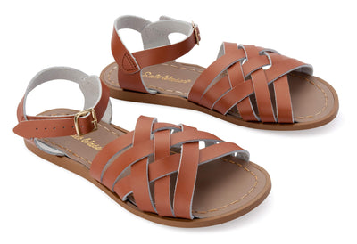 Saltwater Saltwater Women's Sandals Retro Tan