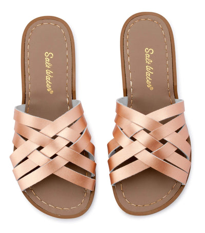 Saltwater Saltwater Women's Slides Retro Rose Gold