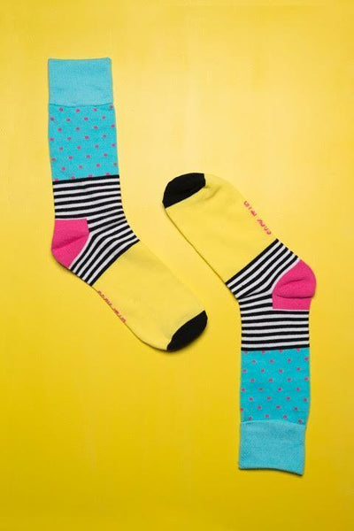 Sock It Up Sock It Up Lichtenstein Lover Socks