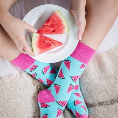 Sock It Up Sock It Up One in a Melon Socks