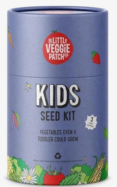 The Little Veggie Patch Co Kids Seed Kit by The Little Veggie Patch Co
