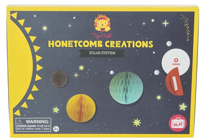 Tiger Tribe Tiger Tribe Honeycomb Creations Solar System Set