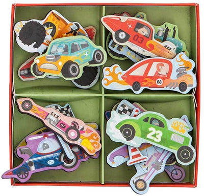 Tiger Tribe Tiger Tribe Hot Rod Magnets