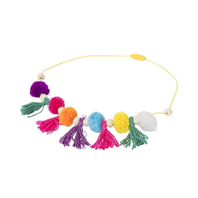 Tiger Tribe Tiger Tribe Jewellery Design Kit Tassels & Pom Poms