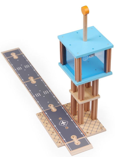 Tiger Tribe Tiger Tribe Kit Pax Air Traffic Control Tower