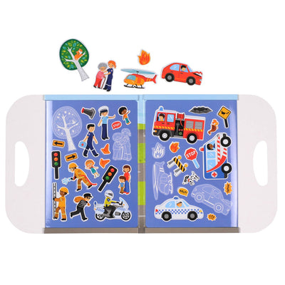 Tiger Tribe Kids Tiger Tribe Magna Carry Emergency Rescue