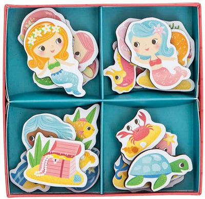 Tiger Tribe Tiger Tribe Mermaid Magnets