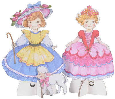 Tiger Tribe Kids Tiger Tribe Paper Dolls Kit Princesses & Belles