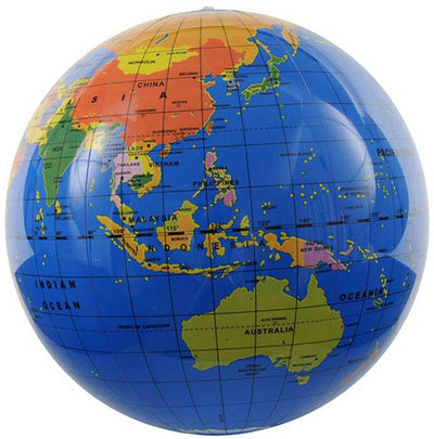 Tiger Tribe Kids Tiger Tribe Small World Globe 30cm